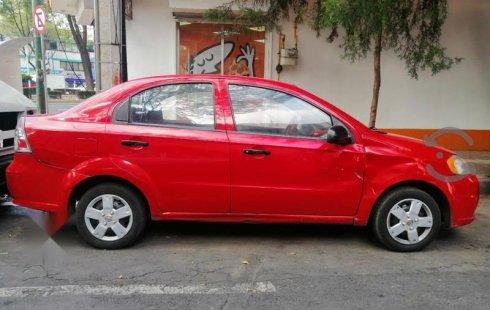 Quiero vender inmediatamente mi auto Chevrolet Aveo 2009