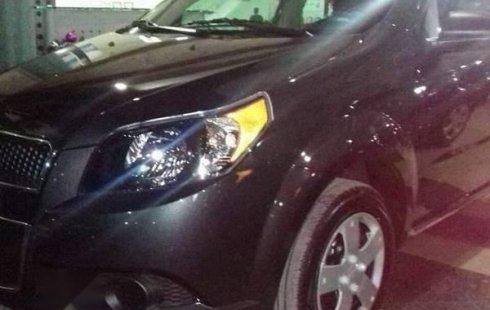Se vende urgemente Chevrolet Aveo 2017 Manual en Guadalajara