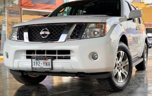 Nissan Pathfinder 2012 barato