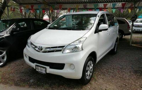 Toyota Avanza usado en Tlaquepaque