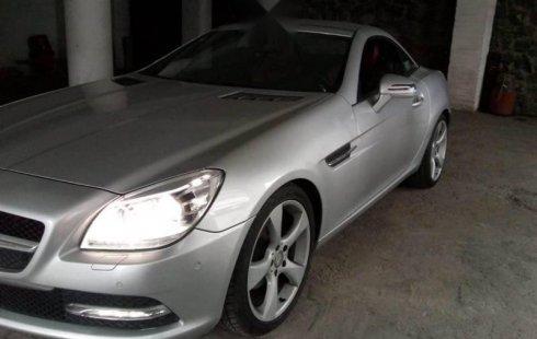 Mercedes-Benz Clase SLK precio muy asequible