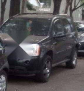 Se vende un Chevrolet Equinox 2008 por cuestiones económicas