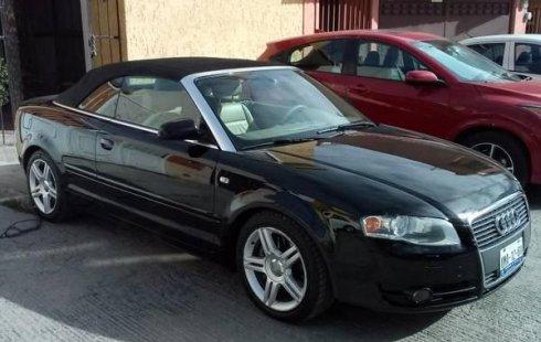 Se vende urgemente Audi A4 2007 Automático en San Luis Potosí