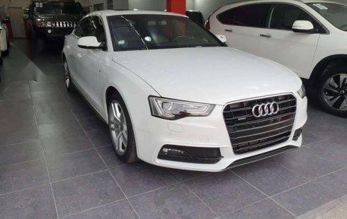 Pongo a la venta un Audi A5 en excelente condicción