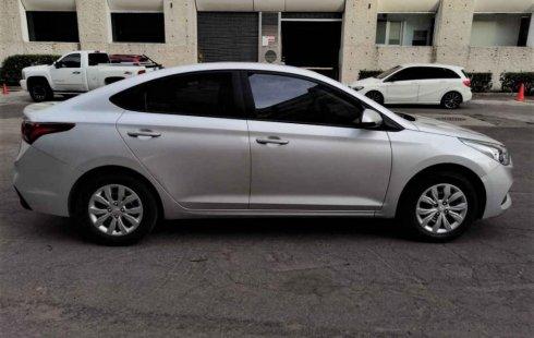 Hyundai Accent usado en Ciudad de México