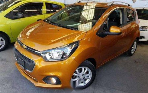 No te pierdas un excelente Chevrolet Beat 2018 Manual en Iztacalco