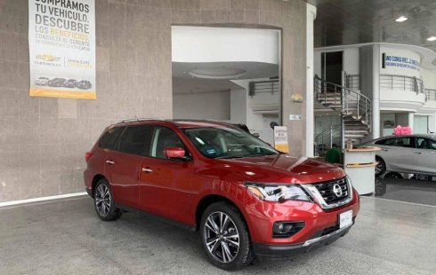 Nissan Pathfinder precio muy asequible