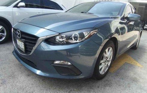 En venta un Mazda Mazda 3 2016 Manual en excelente condición