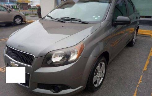 Llámame inmediatamente para poseer excelente un Chevrolet Aveo 2012 Manual