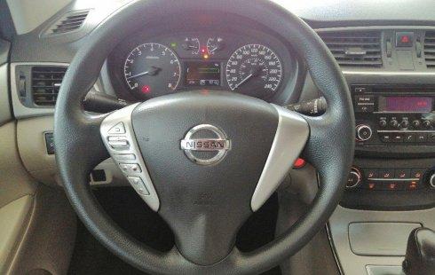 Se pone en venta un Nissan Sentra
