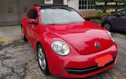 En venta un Volkswagen Beetle 2016 Manual en excelente condición