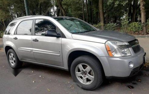 Carro Chevrolet Equinox 2008 en buen estadode único propietario en excelente estado