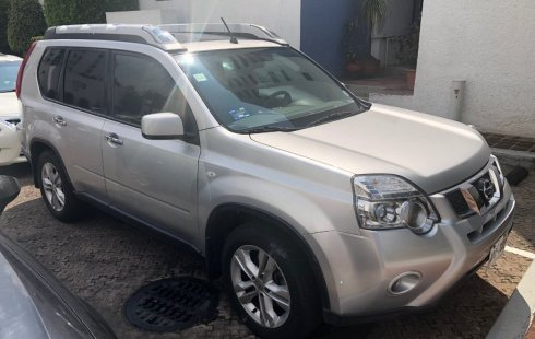 Urge!! Vendo excelente Nissan X-Trail 2013 Manual en en Morelos