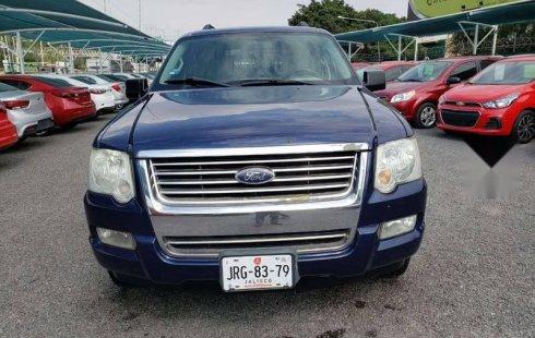 Quiero vender un Ford Explorer 2007 impecable (ID: 1474388)