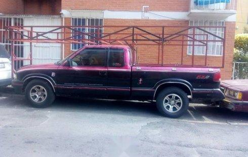 Tengo que vender mi querido Chevrolet Sonoma 1994