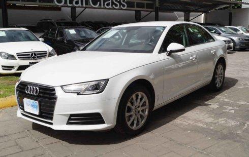 En venta un Audi A4 2017 Automático en excelente condición