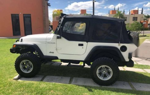 Jeep Wrangler 2000 impecable