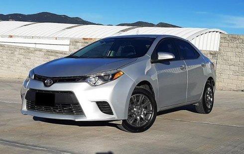 En venta un Toyota Corolla 2015 Automático muy bien cuidado ( ID: 1473161)