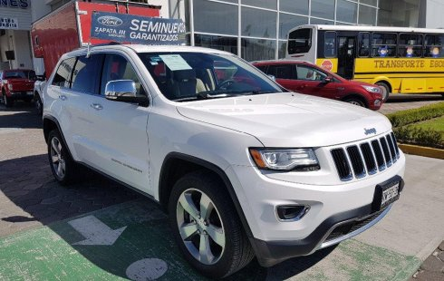 Jeep Grand Cherokee 2015 impecable