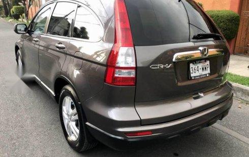 Quiero vender inmediatamente mi auto Honda CR-V 2010 muy bien cuidado