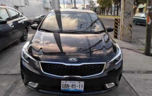 Kia Forte 2017 impecable