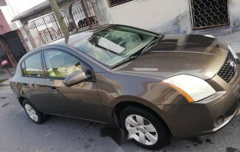 Quiero vender inmediatamente mi auto Nissan Sentra 2008