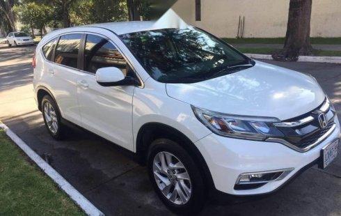 Quiero vender inmediatamente mi auto Honda CR-V 2015