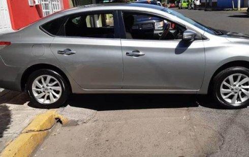 Urge!! Vendo excelente Nissan Sentra 2013 Manual en en Gustavo A. Madero