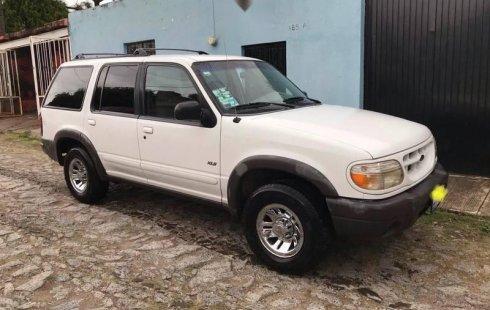 Quiero vender cuanto antes posible un Ford Explorer 1999