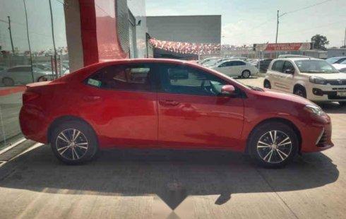 Quiero vender inmediatamente mi auto Toyota Corolla 2017