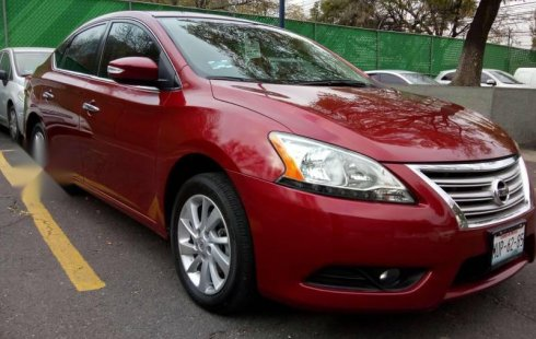 Nissan Sentra 2016 impecable
