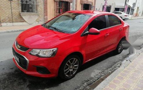 Chevrolet Sonic 2017 en Ramos Arizpe