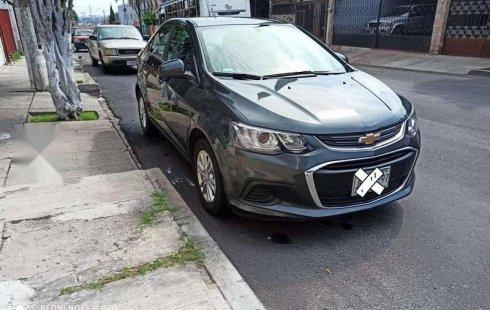 No te pierdas un excelente Chevrolet Sonic 2017 Manual en Guadalajara