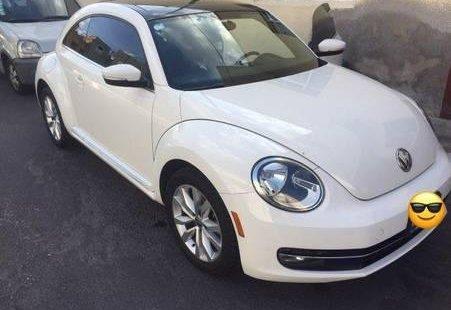 En venta un Volkswagen Beetle 2013 Manual en excelente condición
