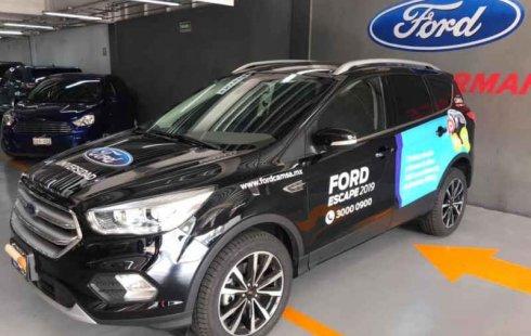 Ford Escape 2019 usado en Benito Juárez