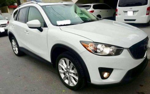 Tengo que vender mi querido Mazda CX-5 2014