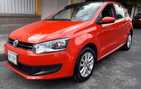 En venta un Volkswagen Polo 2013 Automático en excelente condición
