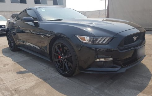 No te pierdas un excelente Ford Mustang 2017 Automático en Benito Juárez