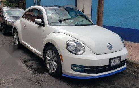 En venta un Volkswagen Beetle 2013 Automático muy bien cuidado