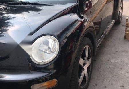 Un carro Volkswagen Beetle 2003 en Iztapalapa