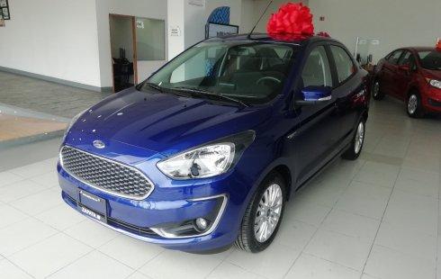 Se vende urgemente Ford Figo 2019 Automático en Atizapán