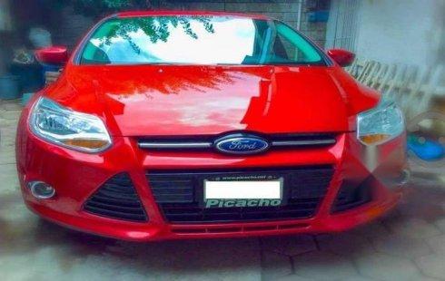 Ford Focus 2012 barato
