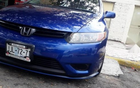 No te pierdas un excelente Honda Civic 2007 Manual en Zapopan