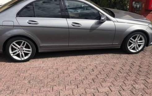 Se vende urgemente Mercedes-Benz Clase C 2013 Automático en Coyoacán