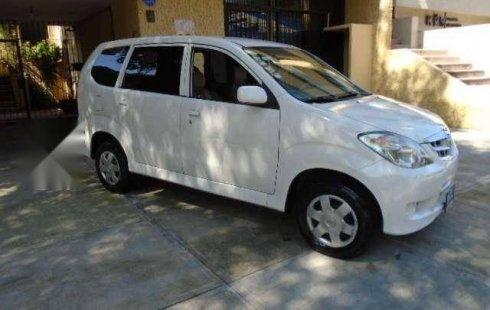 Toyota Avanza 2008 usado en Guadalajara