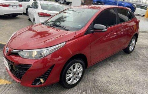 En venta un Toyota Yaris 2018 Automático en excelente condición
