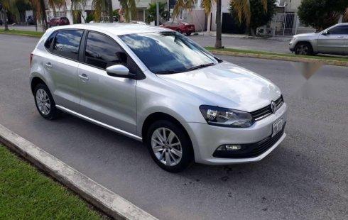 Volkswagen Polo impecable en Benito Juárez más barato imposible