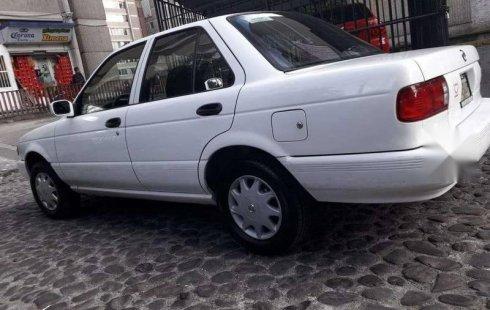Vendo un carro Nissan Tsuru 2007 excelente, llámama para verlo