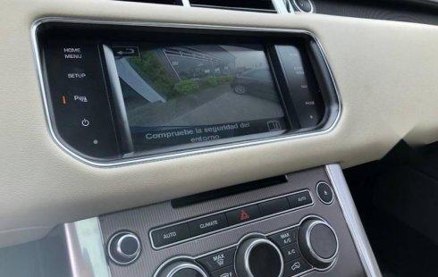 En venta un Land Rover Range Rover Sport 2016 Automático muy bien cuidado