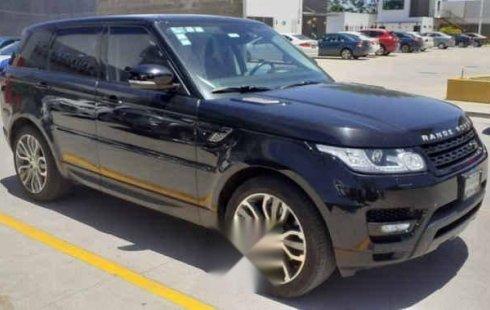Llámame inmediatamente para poseer excelente un Land Rover Range Rover 2014 Automático